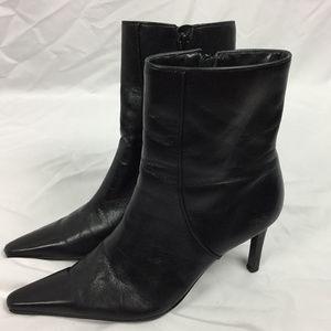 Lauren Ralph Lauren Ankle Bootie Zipper side B9